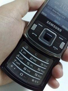 Камерофон Samsung I8510