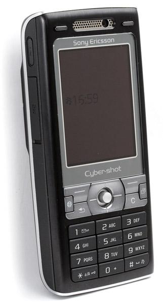 Обзор gsm телефона sony ericsson k790i k800i sony