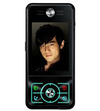 MOTOROKR E6 Jay Chou Edition – музыкальный эксклюзив от Motorola