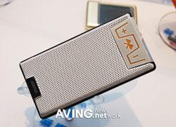 Veritronix VX818 – портативная Bluetooth-акустика толщиной 13мм