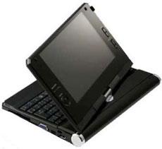 Cathena CX – очередной ультрамобильный компьютер с QWERTY-клавиатурой