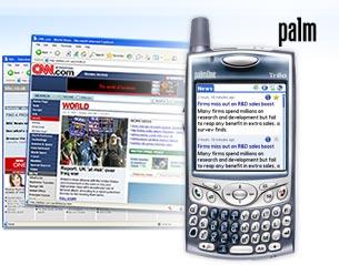 Обновление RSS-ридера Resco Neeews! для Palm OS
