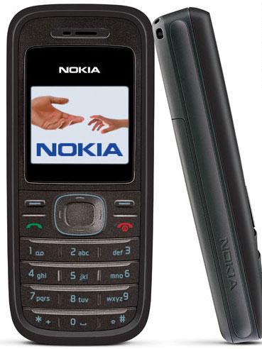 Nokia продемонстрировала 1208