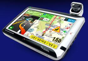 TTool T10 – необычный GPS-навигатор на базе WinCE 5.0