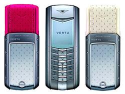 Vertu представляет две новые модификации телефона Ascent