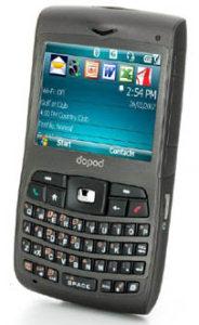 Анонс смартфона Dopod C730