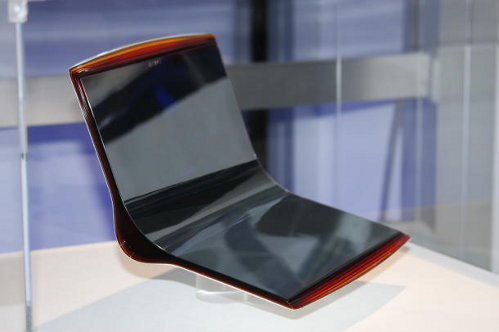 Sony работает над сверхтонкими OLED-Vaio, Reader и Walkman
