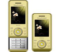Sony Ericsson S500i – стильный слайдер с необычным интерфейсом
