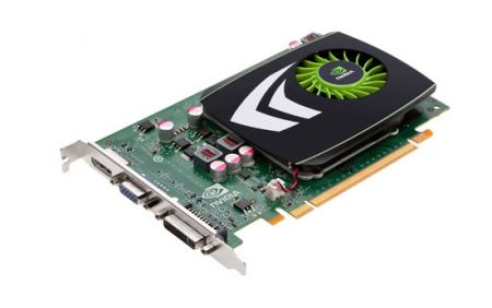 Официально представлены 3D-карты NVIDIA GeForce G210 и GT220