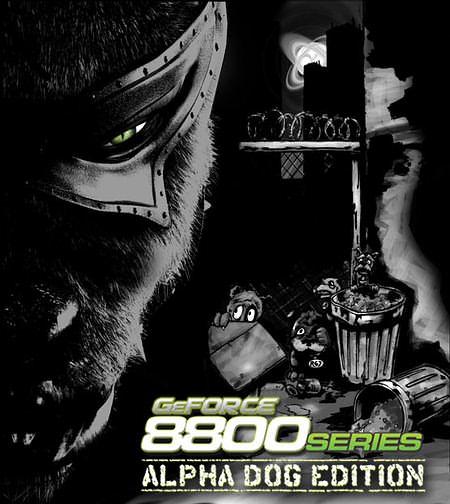 XFX GeForce 8800 GTS 512 MB Alpha Dog: обычная и ХХХ-версия