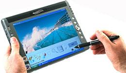 Motion Compuning LS800 – планшетный компьютер с 32Гб SSD-накопителем
