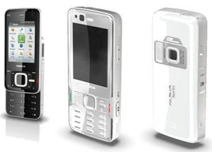 Неофициальный анонс: смартфоны Nokia N81 и N82
