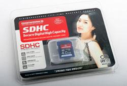Digiworks представляет линейку карт памяти SDHC