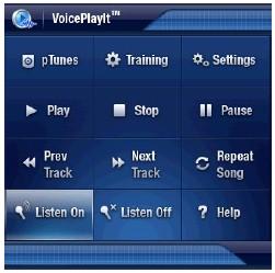 VoicePlayIt: голосовое управление Pocket Tunes на Palm-устройствах