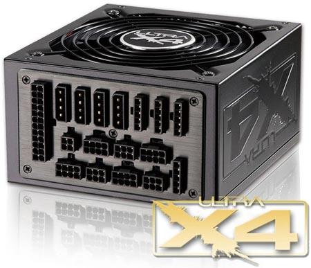 Ultra Products представила семь блоков питания с модульными кабельными системами