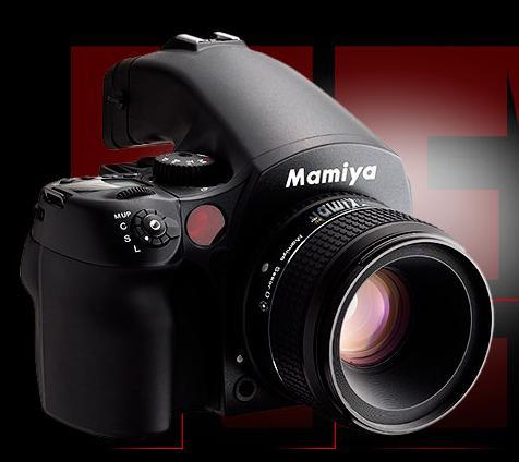 Анонс доступной среднеформатной камеры Mamiya DM22