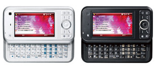 Softbank X01T: коммуникатор Toshiba G900 по-японски
