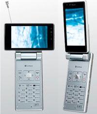 Sharp 902SH – телефон с телеприёмником и 3,2-мегапиксельной фотокамерой