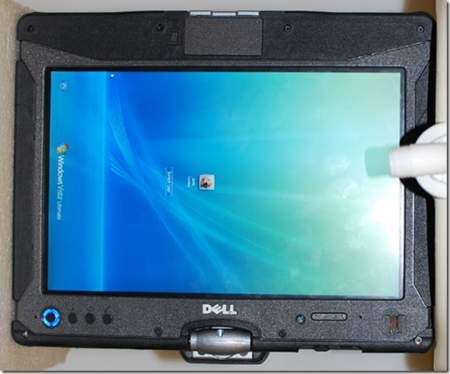 Latitude XT2 XFR – защищённый планшетник от Dell