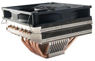 Scythe Zipang: процессорный кулер со 140-мм
