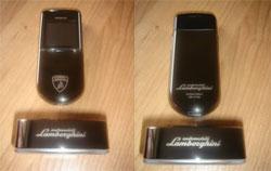 Nokia 8800 Sirocco Edition Lamborghini – купи суперкар получи телефон в подарок