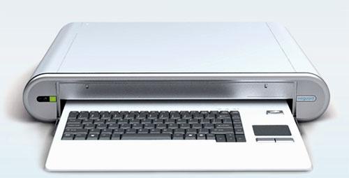 Клавиатура, которая сама себя дезинфицирует