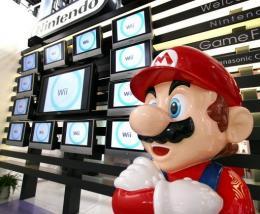 Прибыль Nintendo падает из-за Wii
