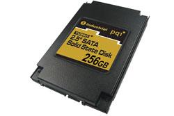PQI начнёт серийный выпуск 256Гб SSD-накопитель