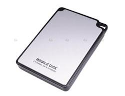 Novac Mobile Disk – портативный накопитель на базе 1,8-дюймового диска