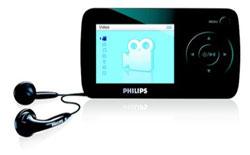 Philips представляет недорогие медиаплееры GoGear